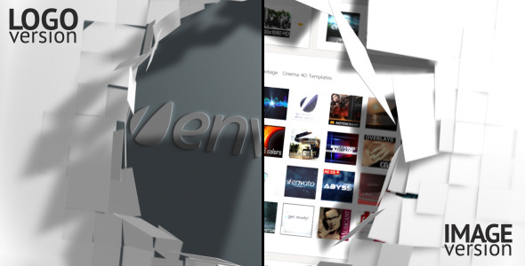 After Effects Project - VideoHive Drop Paper Revealer 603133