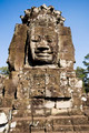 Ancient statue in Angkor Wat, Cambodia - PhotoDune Item for Sale