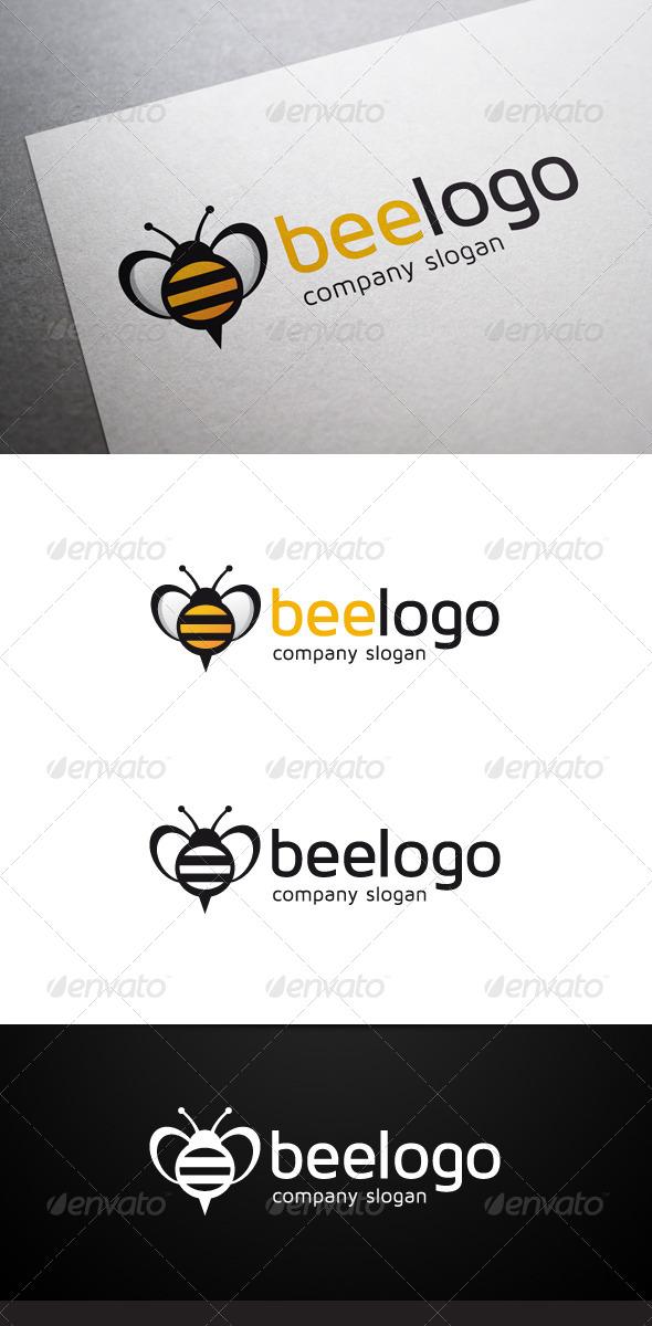 GraphicRiver Bee Logo 5819554