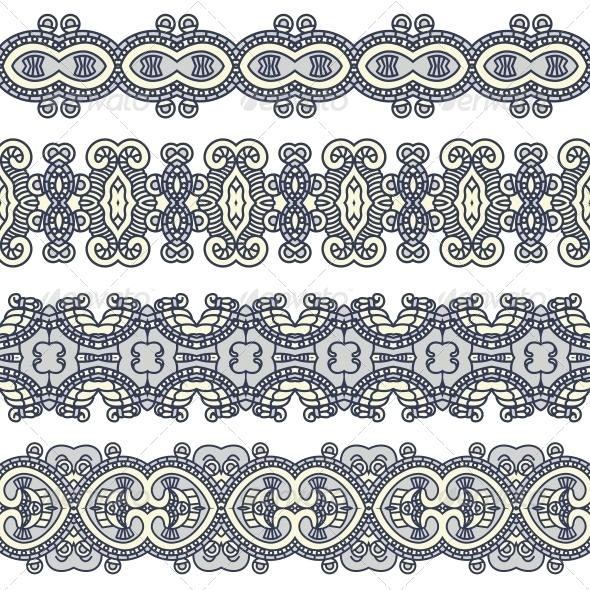 GraphicRiver Ornamental Seamless Pattern 5820480