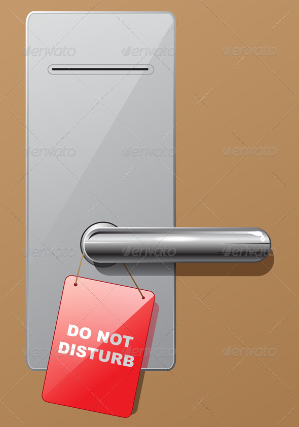 GraphicRiver Do Not Disturb 5820591