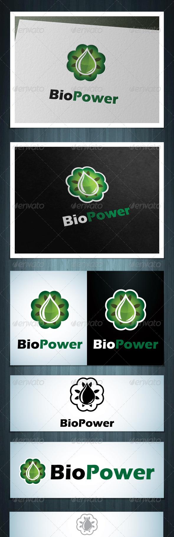 GraphicRiver Biopower 5820608