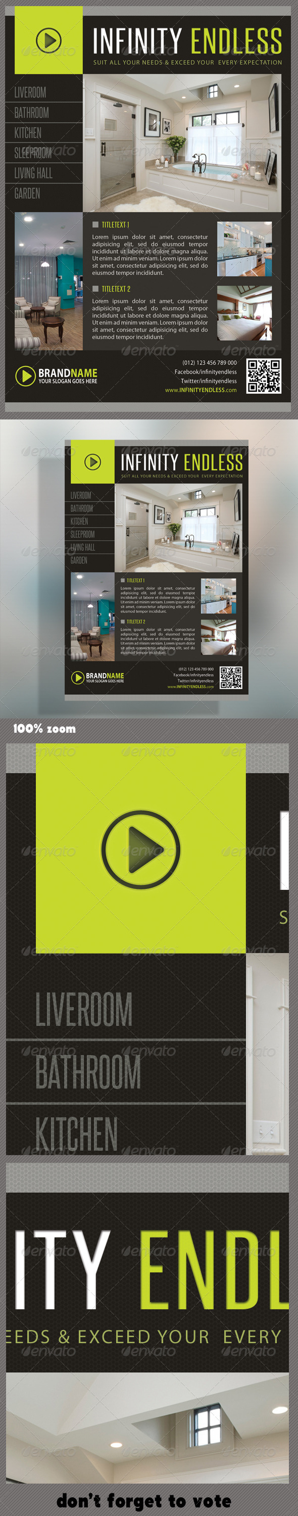 GraphicRiver Corporate Product Flyer 28 5759120