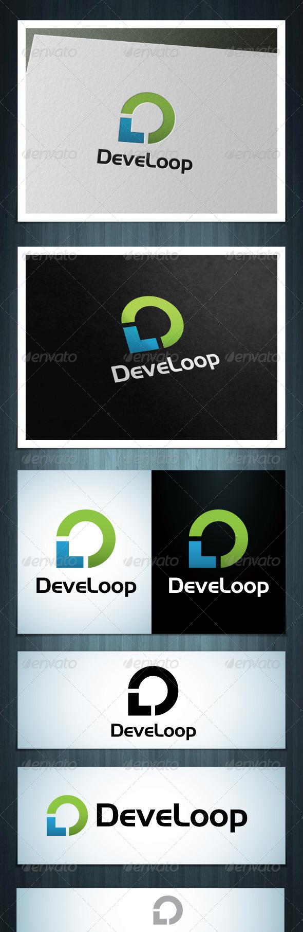 Logos para Empresas de Desarrollo.