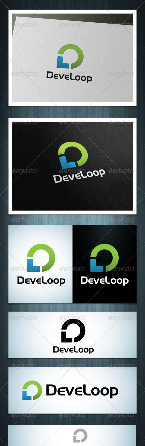 GraphicRiver Develoop 5821076