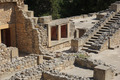 the ruins of the palace of Knossos - PhotoDune Item for Sale
