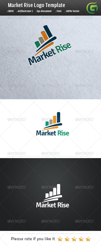GraphicRiver Market Rise 5821158