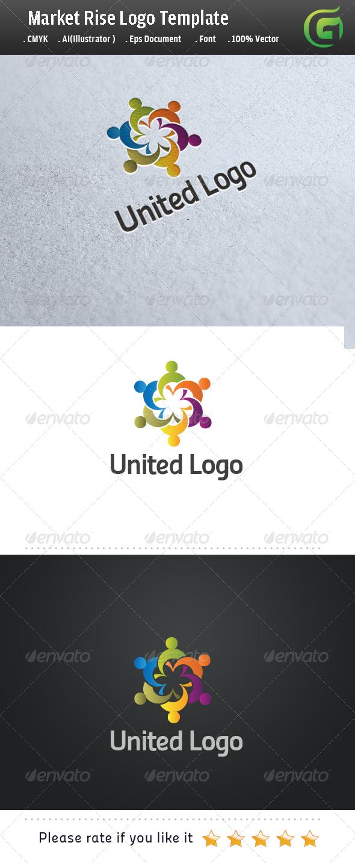 GraphicRiver United Logo 5821464