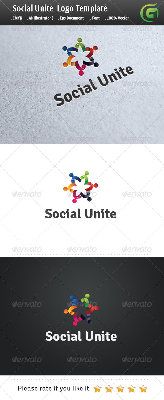 GraphicRiver Social Unite 5821596