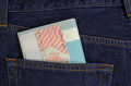 australian visa in a pocket  - PhotoDune Item for Sale
