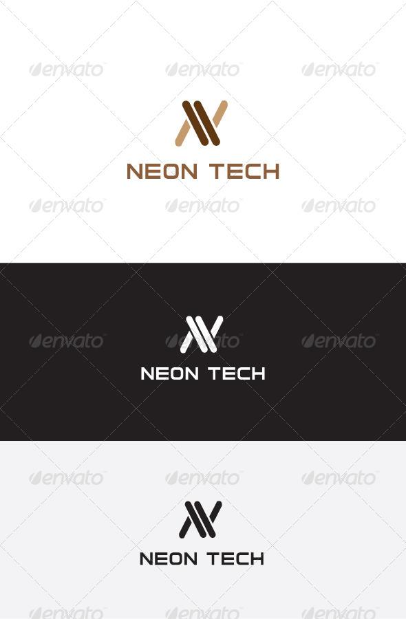 GraphicRiver N Letter Logo Design 5825678