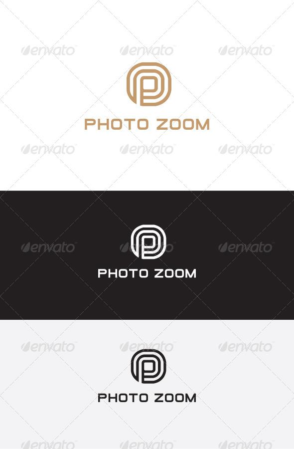 GraphicRiver P Letter Logo Design 5825716