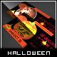 Halloween Rack Card Flyer - GraphicRiver Item for Sale