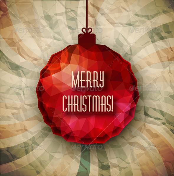 GraphicRiver Merry Christmas 5802646