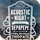 Acoustic Typography Flyer/Poster Vol.2 - GraphicRiver Item for Sale