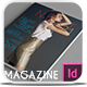 Indesign Fashion Magazine Template - GraphicRiver Item for Sale