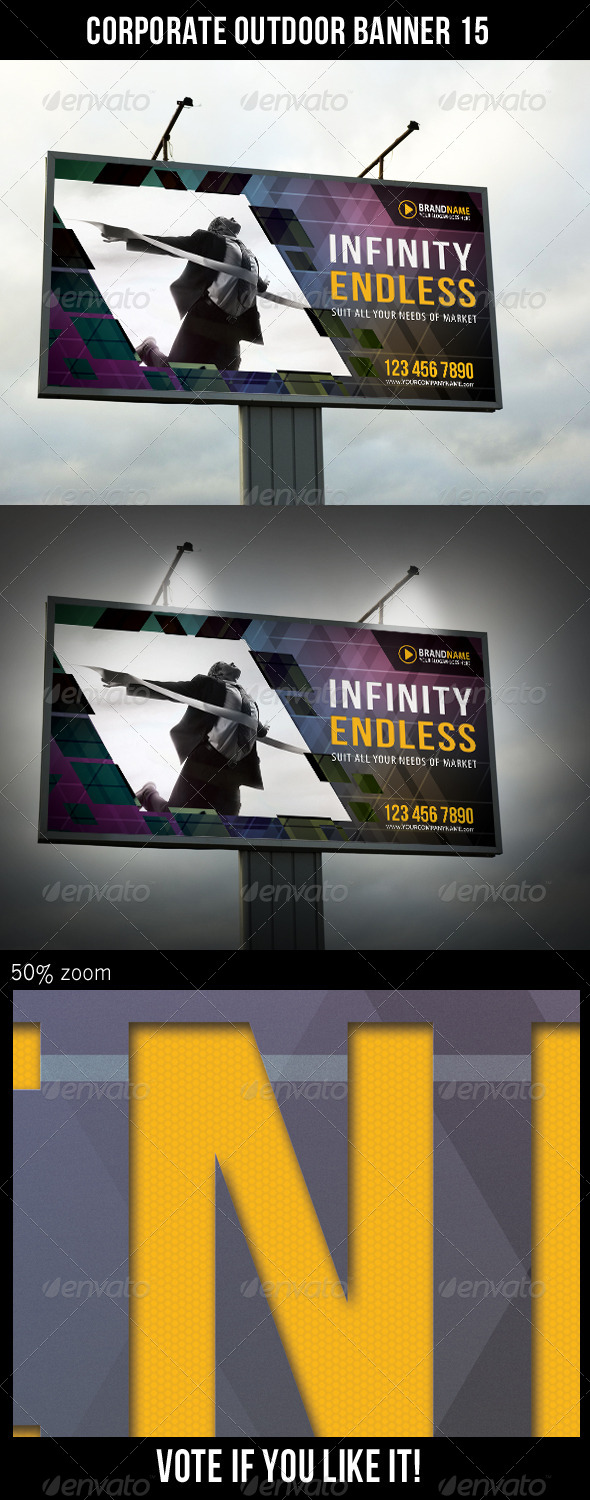 GraphicRiver Corporate Outdoor Banner 15 5829200