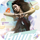 Future Flyer Template - GraphicRiver Item for Sale