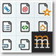 100 Vector Document Icons