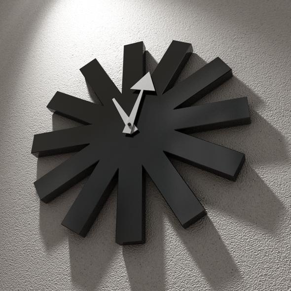 3DOcean Modern Wall Clock 5833138