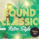 Sound Classic Flyer - GraphicRiver Item for Sale