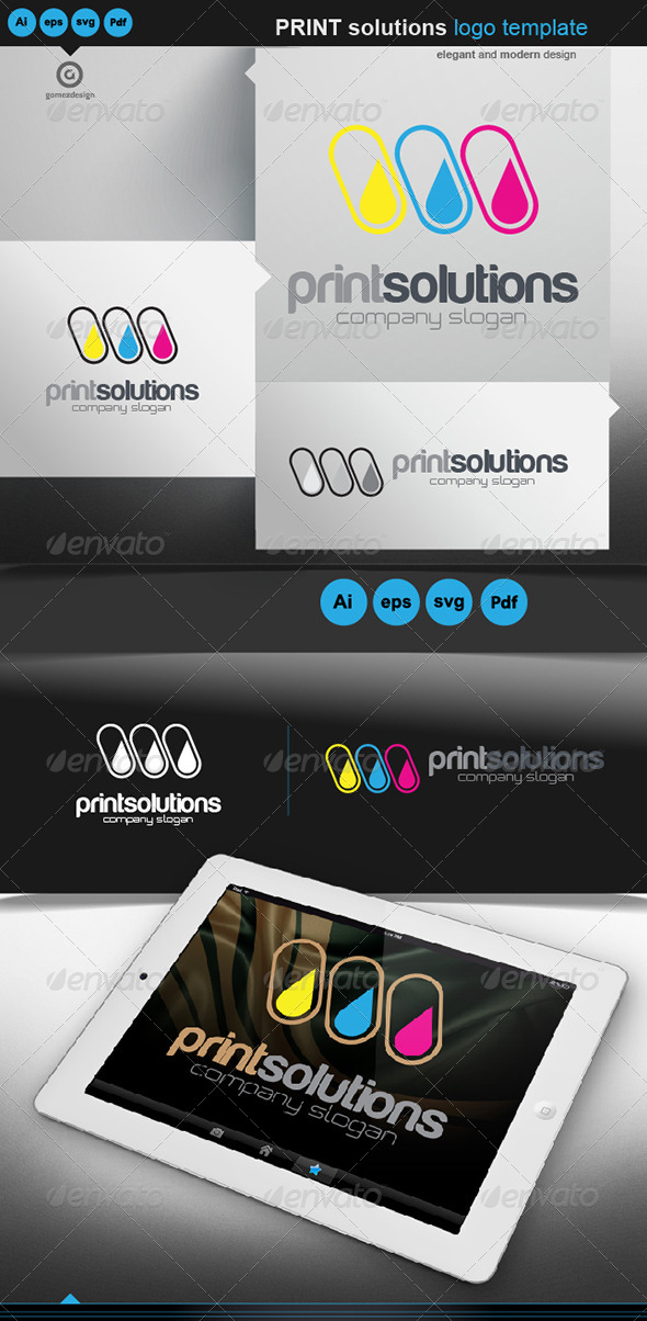 GraphicRiver Print Solutions 5833556