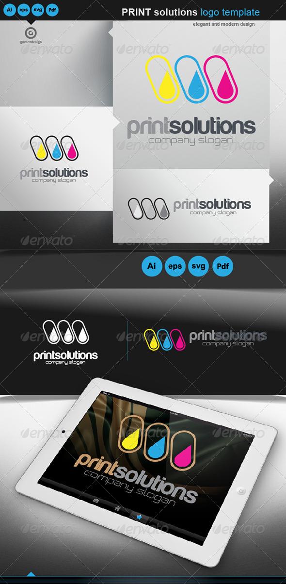 Print Solutions - Logo Templates