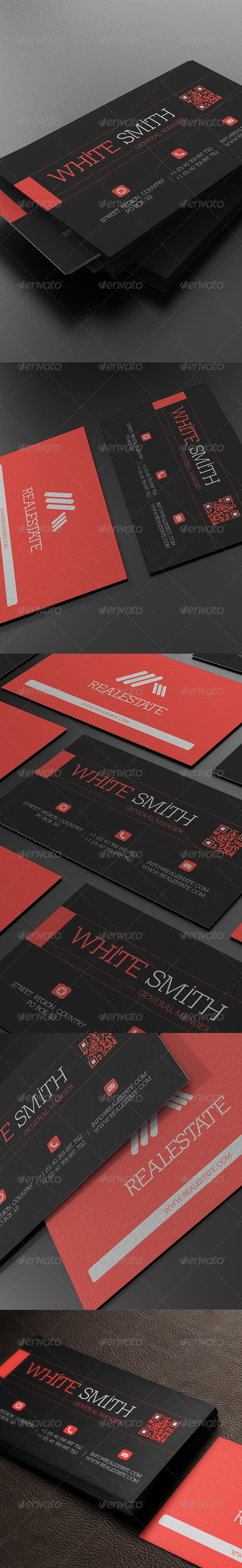 GraphicRiver Corporate Business Card 5780827