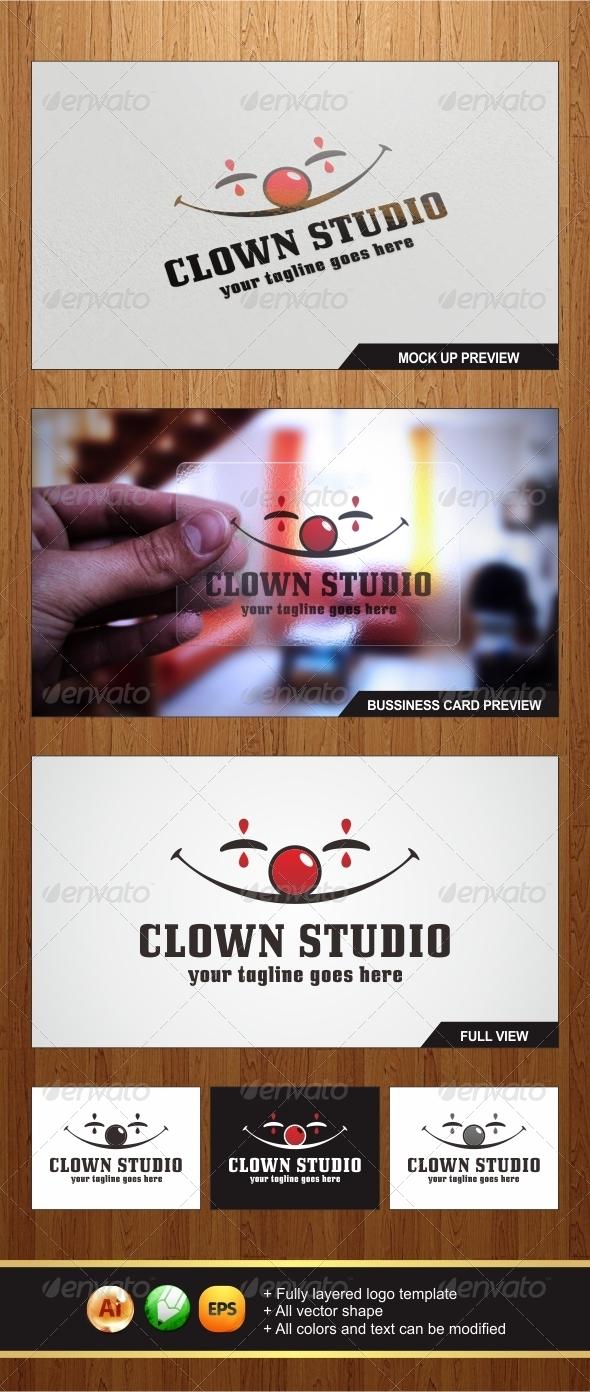 Clown Studio Logo