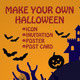 Halloween Vector Set - GraphicRiver Item for Sale