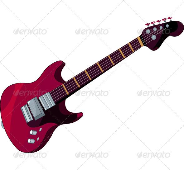 GraphicRiver Guitar 5834687