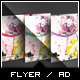Wedding Flower Supplier Flyer - GraphicRiver Item for Sale