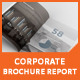 Corporate Brochure Report Template - GraphicRiver Item for Sale