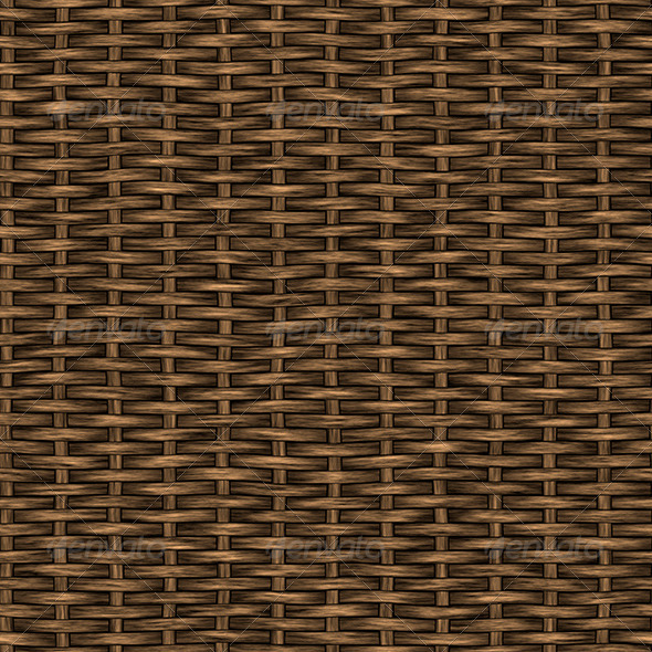 Wooden Weave - 3DOcean Item for Sale