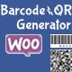 Woocommerce مصنوعات کی بارکوڈ جنریٹر & QR - فروخت کے لئے WorldWideScripts.net آئٹم