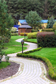 Beautiful park garden - PhotoDune Item for Sale