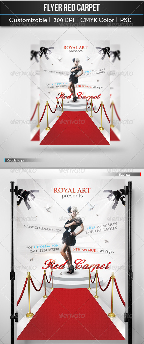 GraphicRiver Red Carpet 5779919