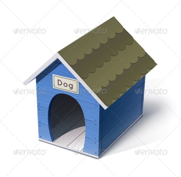 GraphicRiver Dog House 5839101