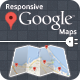 Responsive Google Maps - CodeCanyon Item for Sale