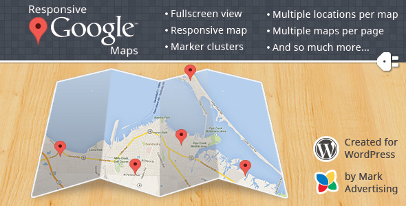 CodeCanyon Responsive Google Maps 5802273
