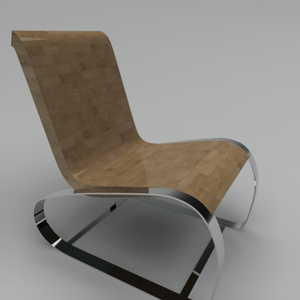 Relax Chair - 3DOcean Item for Sale