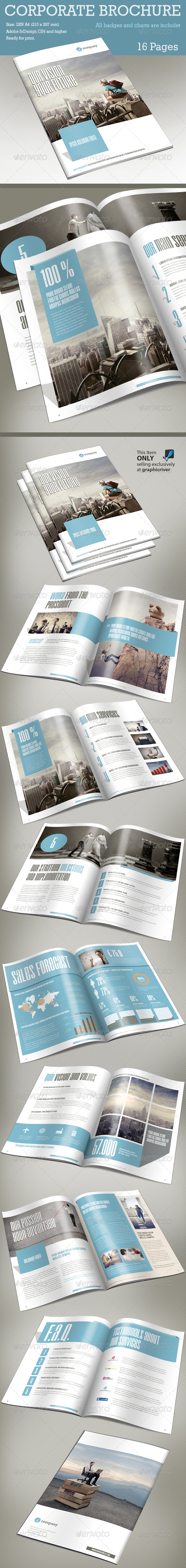 GraphicRiver Corporate Brochure Vol 3 5839804