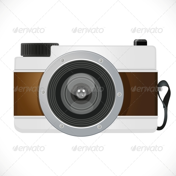 GraphicRiver Retro Camera 5840058