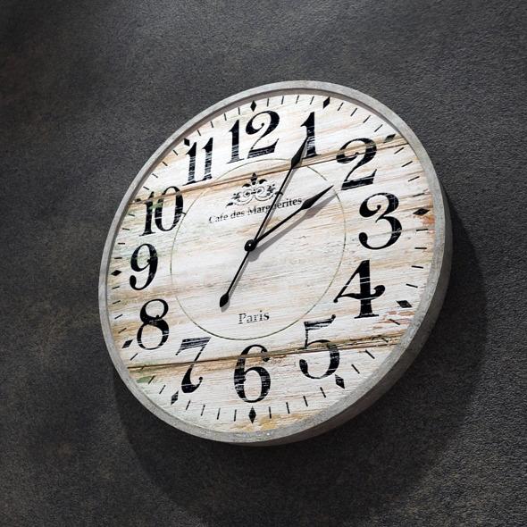 3DOcean Vintage Wall Clock 5841067