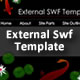 MBMedia External SWF Template - ActiveDen Item for Sale