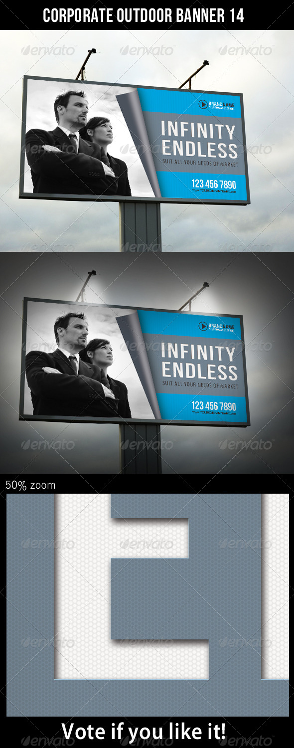 GraphicRiver Corporate Outdoor Banner 14 5841932