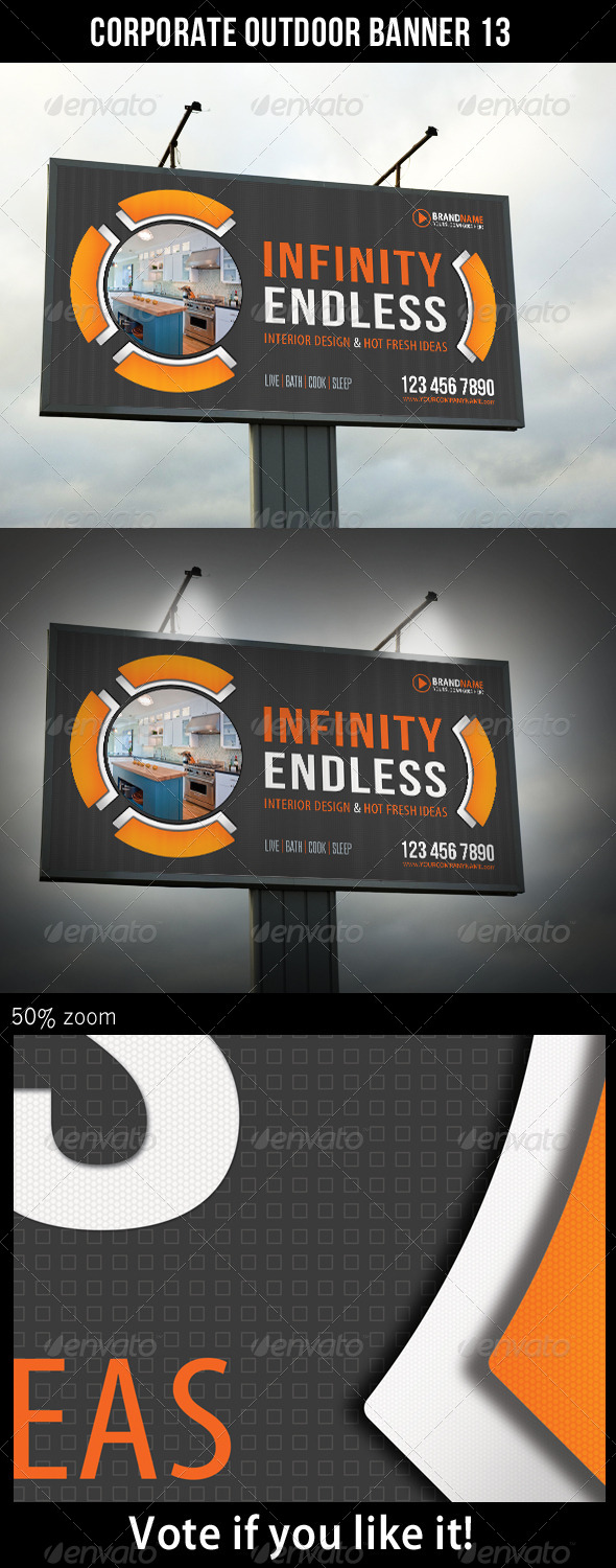 GraphicRiver Corporate Outdoor Banner 13 5842068