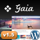 Gaia Clean Business, Corporate and Portfolio - ThemeForest Item for Sale