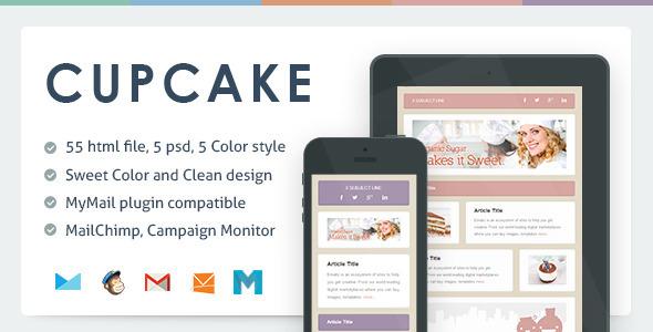 Cupcake Mail