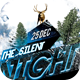 The Silent Night Flyer Template - GraphicRiver Item for Sale